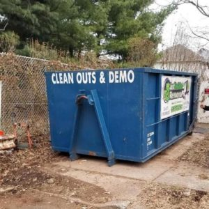 Rent a Dumpster Container