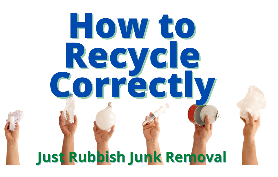 recycle correctly